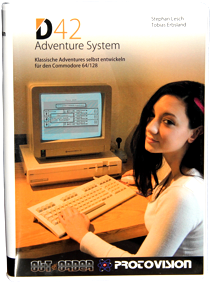 D42-Adventure System :: Protovision - High Quality C64