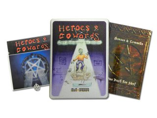 Heroes & Cowards - Das Pentagramm der Macht