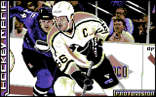 Hockey Mania (disk only)