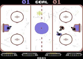 Hockey Mania (nur Diskette)
