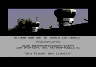 Bundle: Die Flucht der Libelle & RETURN #26