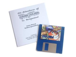 Jim Slim (Disk & Anleitung)