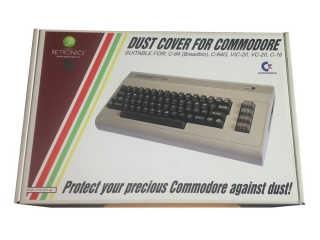 C64 dust cover