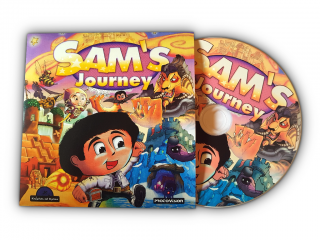 Sams Journey Poster / CD