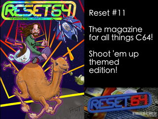 Reset #11 - SHMUP issue