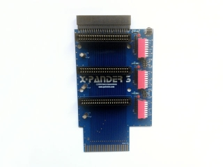 C64 Expansion port expander (4 times)