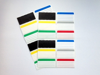 Disk labels (10 pieces)