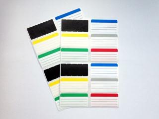 Disk labels (10 pieces)