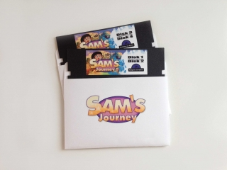 Sams Journey Disk Set (ONLY for cartridge owners)