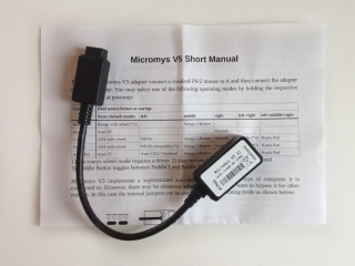 PS/2 Mausadapter Micromys V5