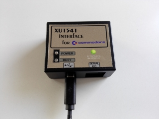 XU1541 (attach 1541 via USB)