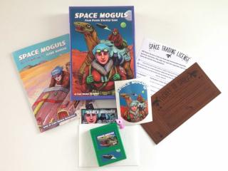 Space Moguls (grade b)