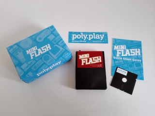 Mini Flash Cartridge