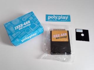 IEEE-488 Bus Cartridge