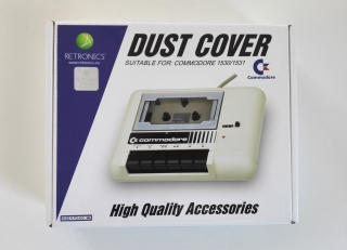 Datasette dust cover