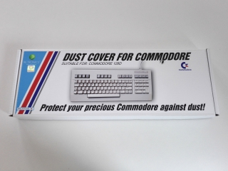 C128D keyboard dust cover