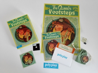 The Queens Footsteps - Collectors Edition