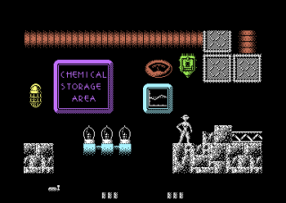 Synthia in the Cyber Crypt