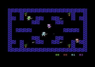Frogs & Shotgun 4-Player cartridge