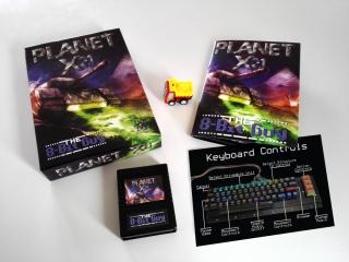 Planet X2.1 (grade b)