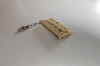 MEGA65 miniature model (key chain)