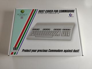 C128 dust cover