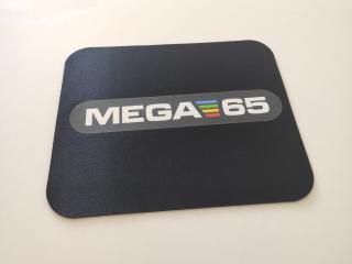 MEGA65 mouse pad