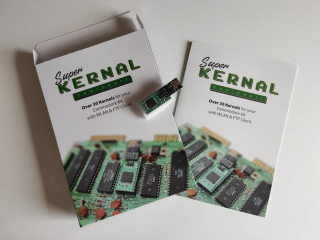 SuperKernal 36 in 1 with Wi-Fi/FTP