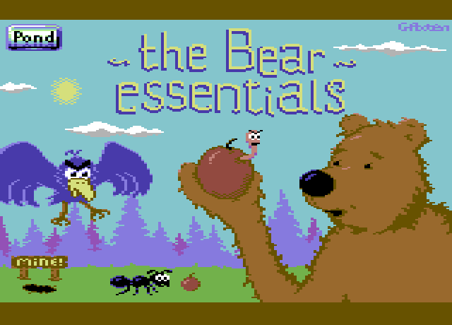 the bear essentials essay Fresh from an ugly breakup that trampled her spirit, nichole just wants to hide away unfortunately, her bff has other plans nichole gets dragged to a girls' night out at new club called the claw.