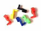 Colorful 1541 II drive levers (3D print)