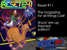 Reset #11 - Shoot em up issue (preorder)