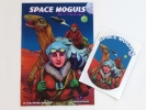 Space Moguls Poster
