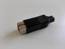 C64 zu C128 Netzteiladapter