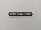 MEGA65 sticker