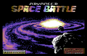 Advanced Space Battle :: Protovision - High Quality C64