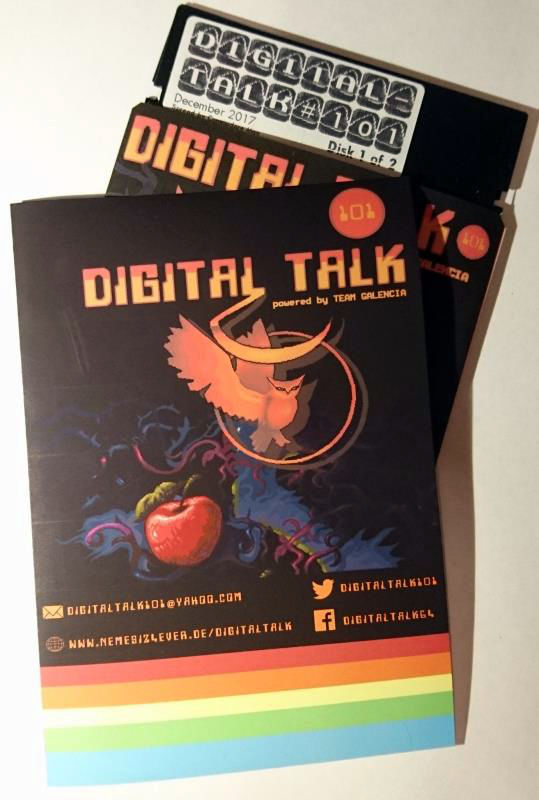 Digital Talk 101