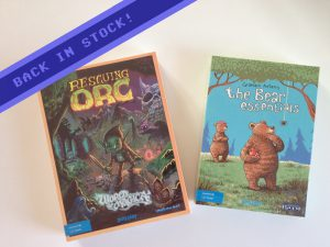 1cbe4dd1b1 The Pond/Poly.Play C64 games Rescuing Orc and The Bear Essentials are  available again from the Protovision Shop!
